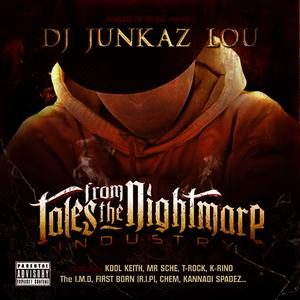 Albumcover DJ Junkaz Lou - Tales from the Nightmare Industry
