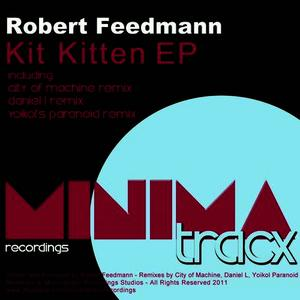 Albumcover Robert Feedmann - Kit Kitten Ep