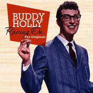 Albumcover Buddy Holly - Raving On – The Originals