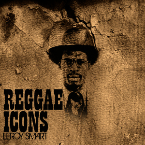 Albumcover Leroy Smart - Reggae Icon