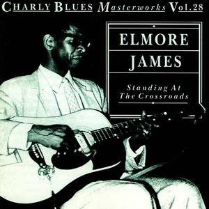 Albumcover Elmore James - Standing At The Crossroads