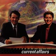 Albumcover Network Music Ensemble - Current Affairs (Industrial)