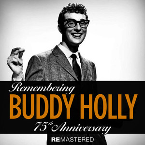 Albumcover Buddy Holly - Remembering - 75th Anniversary - EP