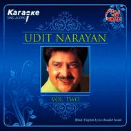 Albumcover Instrumental - UDIT NARAYAN VOL. TWO