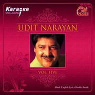 Albumcover Instrumental - UDIT NARAYAN VOL. FIVE