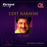 Albumcover Instrumental - UDIT NARAYAN VOL. EIGHT