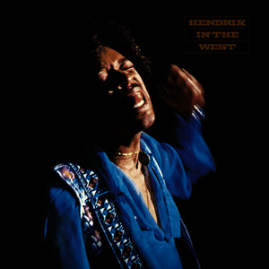 Albumcover Jimi Hendrix - Hendrix In The West