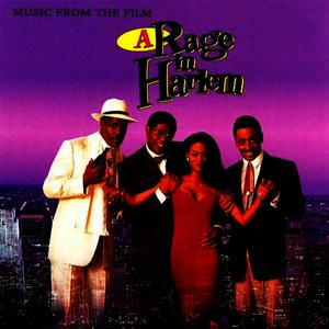 Albumcover Various Artists - A Rage In Harlem