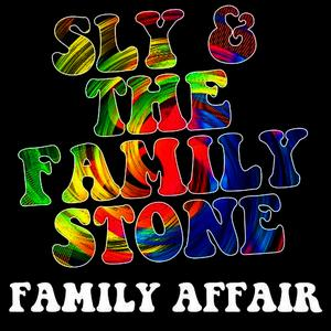 Albumcover Sly & The Family Stone - Family Affair