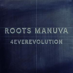 Albumcover Roots Manuva - 4everevolution