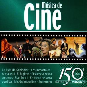 Albumcover Various Artists - Música de Cine