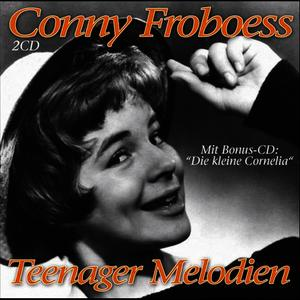 Albumcover Conny Froboess - Teenager Melodien