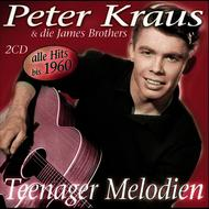 Albumcover Peter & Die James Brothers Kraus - Teenager Melodien