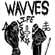 Albumcover Wavves - Life Sux