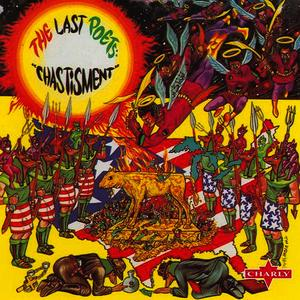 Albumcover The Last Poets - Chastisment