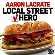 Aaron Lacrate - Local Street Hero