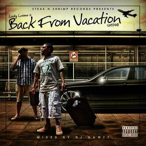 Albumcover Lucky Luciano - Back From Vacation