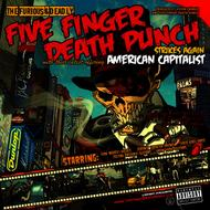 Albumcover Five Finger Death Punch - American Capitalist