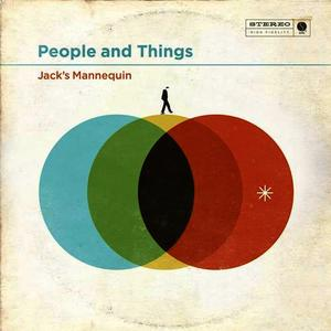 Albumcover Jack's Mannequin - People And Things