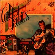Albumcover Carl Perkins - Rocking Guitarman