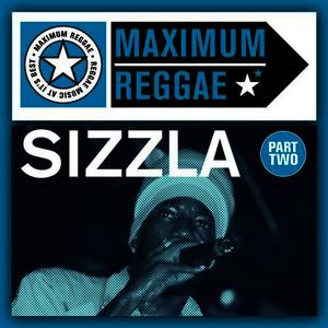 Albumcover Sizzla - Maximum Reggae Part Two