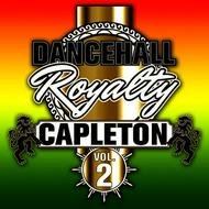 Albumcover Capleton - Dancehall Royalty, Vol. 2