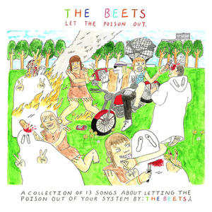 Albumcover The Beets - Let The Poison Out