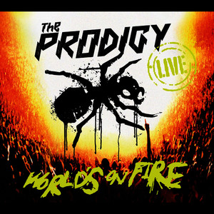 Albumcover The Prodigy - World's On Fire (Live)