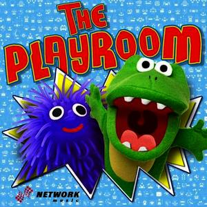 Albumcover Network Music Ensemble - The Playroom