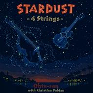 Albumcover Ohta-San With Christian Fabian - Stardust -4 Strings-