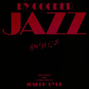 Albumcover Ry Cooder - Jazz