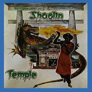 Albumcover Barrington Levy - Shaolin Temple