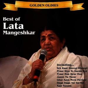 Albumcover Lata Mangeshkar - Indian Golden Oldies: The Best Of Lata Mangeshkar