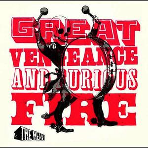 Albumcover The Heavy - Great Vengeance and Furious Fire