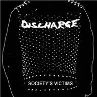 Albumcover Discharge - Society's Victims