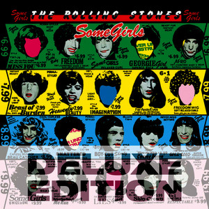 Albumcover The Rolling Stones - Some Girls (Deluxe Version)