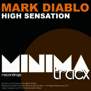 Albumcover Mark Diablo - High Sensation Ep