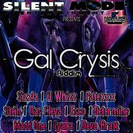 Albumcover Various Artists - Gal Crysis Riddim