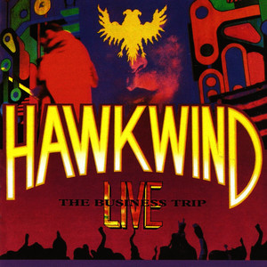 Albumcover Hawkwind - The Business Trip Live