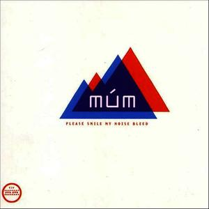 Albumcover Múm - Please Smile My Noise Bleed