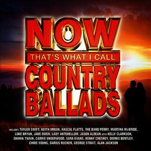 Albumcover Various Artists - NOW That's What I Call Country Ballads