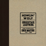 Albumcover Howlin' Wolf - Smokestack Lightning /The Complete Chess Masters 1951-1960