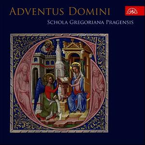 "Albumcover Schola Gregoriana Pragensis - Adventus Domini. Advent ""Rorate Mass"" in Bohemia in the 15th and 16th century"