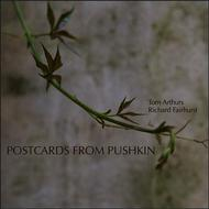 Tom Arthurs & Richard Fairhurst - Postcards from Pushkin