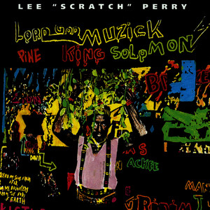 "Albumcover Lee ""Scratch"" Perry - Lord God Muzick"
