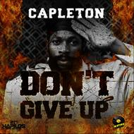 Albumcover Capleton - Don't Give Up