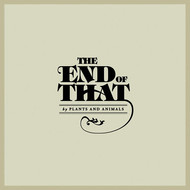 Albumcover Plants and Animals - The End of That