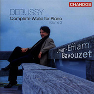 Albumcover Jean-Efflam Bavouzet - Debussy, C.: Piano Music (Complete), Vol. 2  - Images Oubliees / Estampes / Pour Le Piano