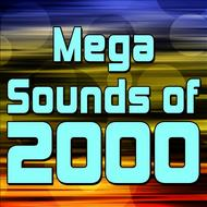 Albumcover The Hit Nation - Mega Sounds of 2000