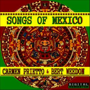 Albumcover Carmen Prietto and Bert Weedon - Songs From Mexico Remastered
